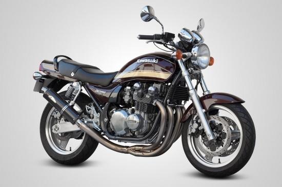 セール バイク用品 マフラー 4ストフルエキゾーストマフラーK-FACTORY CLRエキパイ単品 UP ZEPHYR750ケイファクトリー 114KPECGAA0000 取寄品