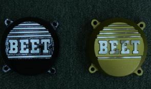 スーパーセール バイク用品 吸気系&エンジン クランクケース&クランクシャフト&エンジンカバーBEET ポイントカバー ゴールド ZRX400ビート 0401-K55-10 取寄品
