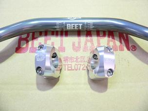 スーパーセール バイク用品 ハンドル ハンドルBEET テーパーバーハンドルコンバージョンKIT ZRX1200 DAEGビート 0605-K99-TP 取寄品
