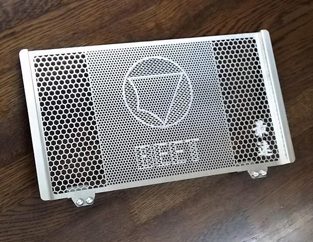 セール バイク用品 冷却系 ラジエターBEET ラジエターガード YZF-R25 R3ビート 0621-Y48-00 取寄品