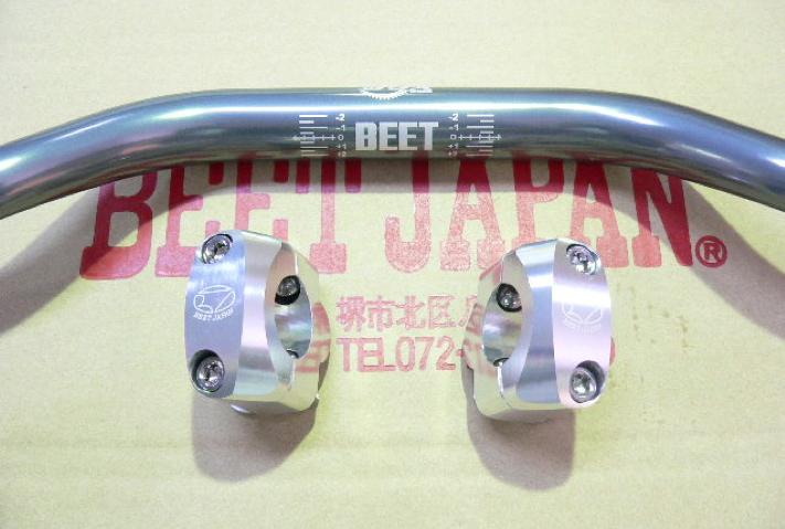 バイクパーツ モーターサイクル オートバイ セール バイク用品 ハンドル ハンドルBEET テーパーハンドルバーコンバージョンKIT CB1300SFビート 0605-H72-TP 取寄品