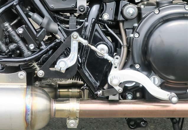 スーパーセール バイク用品 ステップ ステップ&ステップボード&タンデムキットBEET ハイパーバンク 固定式 SLV W800 19-ビート 0111-KF1-20 取寄品