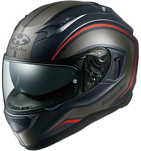 バイク用品 ヘルメット ヘルメットOGK KAMUI 3 NACK フラットBKGY #Sオージーケー 4966094584917 取寄品