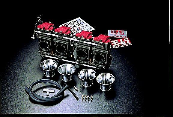 スーパーセール バイク用品 吸気系&エンジン インジェクション&キャブレターヨシムラ TMR-MJN38ASキャブレタセット GPZ900Rヨシムラ 778-294-3002 取寄品