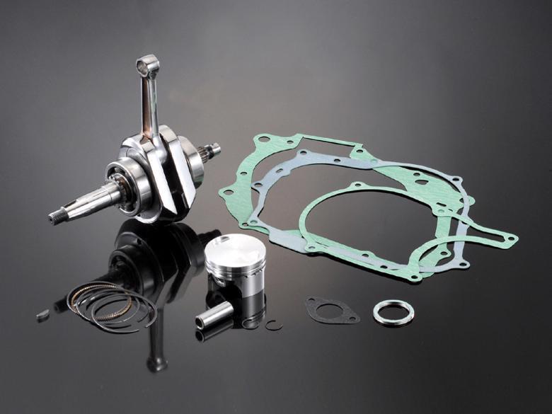 スーパーセール バイク用品 吸気系&エンジン クランクケース&クランクシャフト&エンジンカバーヨシムラ バージョンアップキットA APE XR NSF100ヨシムラ 268-406-1510 取寄品
