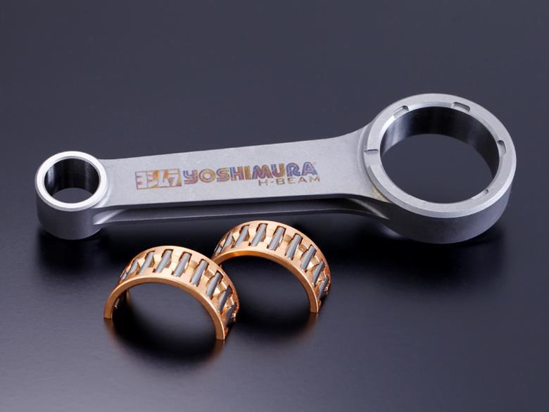 スーパーセール バイク用品 吸気系&エンジン クランクケース&クランクシャフト&エンジンカバーヨシムラ H-BEAM コンロッド&ベアリングセット XR APE NSF100ヨシムラ 250-406-A100 取寄品