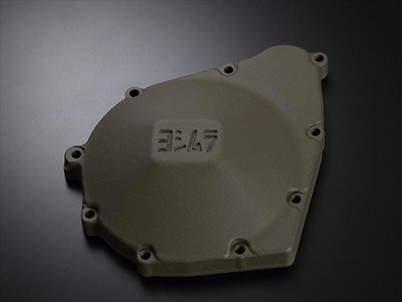 スーパーセール バイク用品 吸気系&エンジン クランクケース&クランクシャフト&エンジンカバーヨシムラ アルミスタータークラッチカバー  GSX-R1100(89-92) 750(90-91)他ヨシムラ 280-511-A200 取寄品