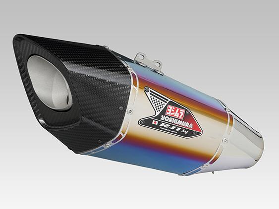 バイク用品 マフラー 4ストスリップオン&ボルトオンマフラーヨシムラ Slip-On R-11Sqサイクロン STB Z900 18ヨシムラ 110-279-L16G0 取寄品 セール