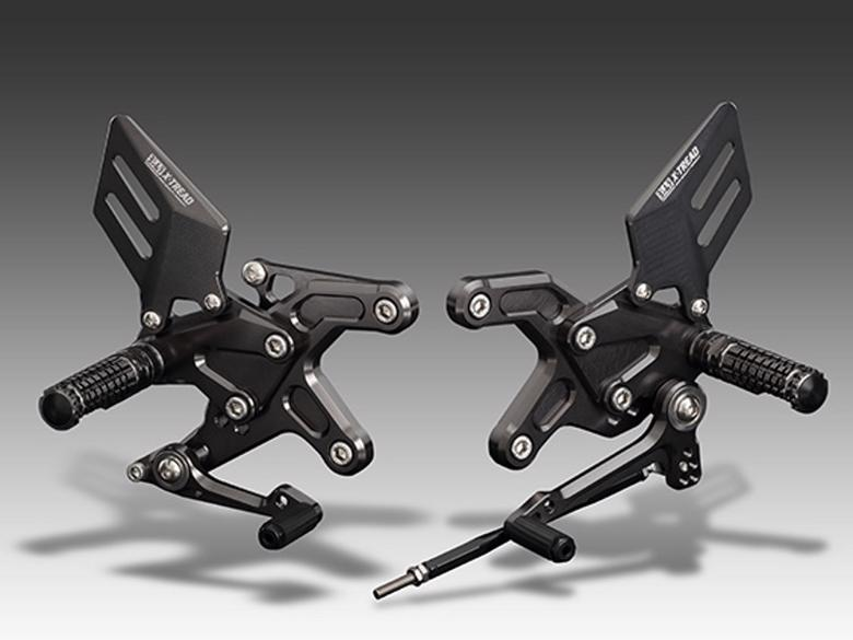 スーパーセール バイク用品 ステップ ステップ&ステップボード&タンデムキットヨシムラ ステップKIT X-TREAD Z900RS CAFE 18-ヨシムラ 559-269-V000 取寄品