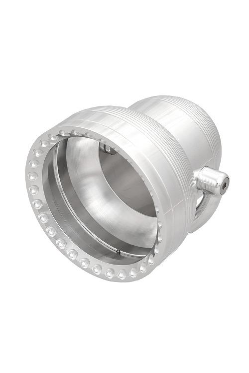 バイク用品 電装系 ヘッドライト&ヘッドライトバルブケンズファクトリー ヘッドライト 汎用 ボトムマウント ハウジングのみKENSFACTORY 11-004 取寄品 セール