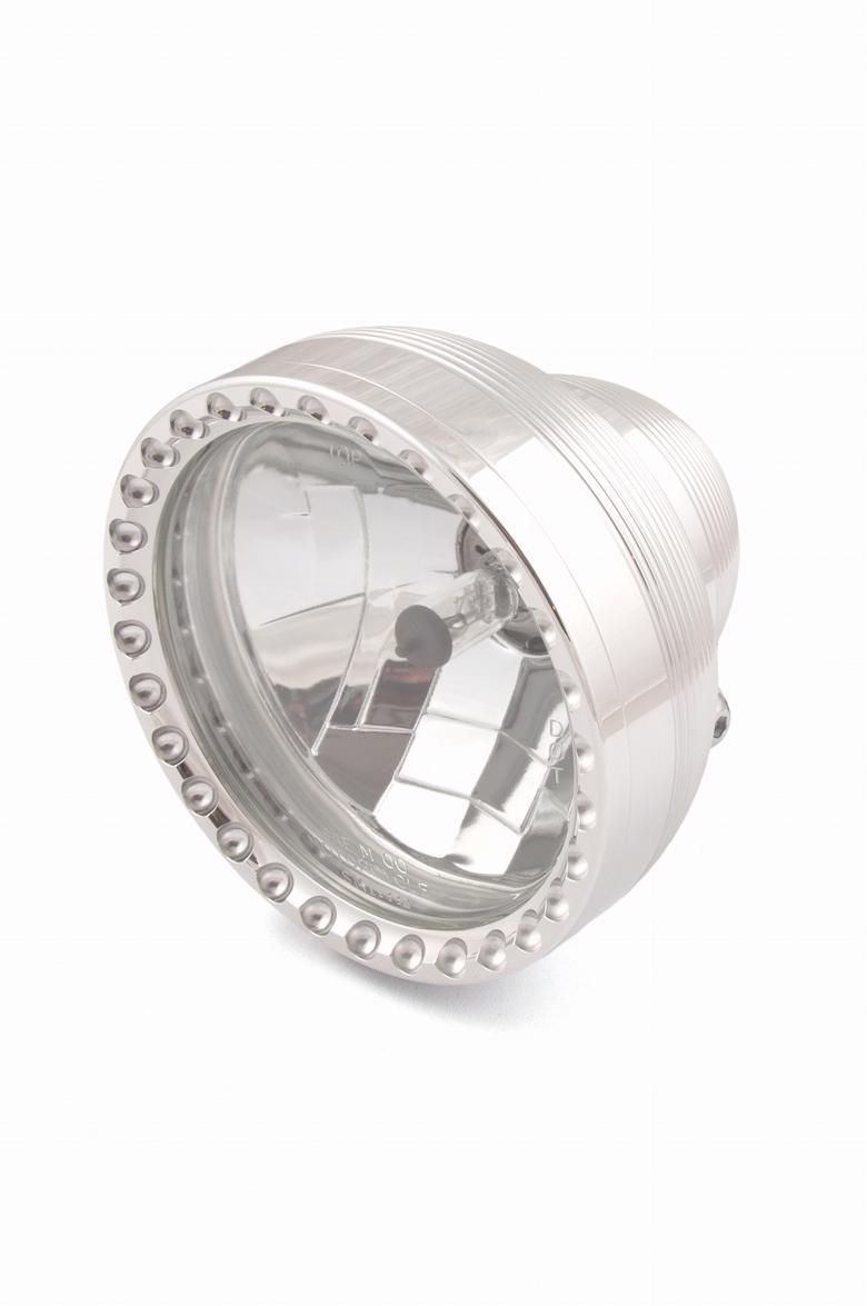 バイク用品 電装系 ヘッドライト&ヘッドライトバルブケンズファクトリー ヘッドライト 汎用 5-3 4inch H4 アッセンブリーKENSFACTORY 11-201 取寄品