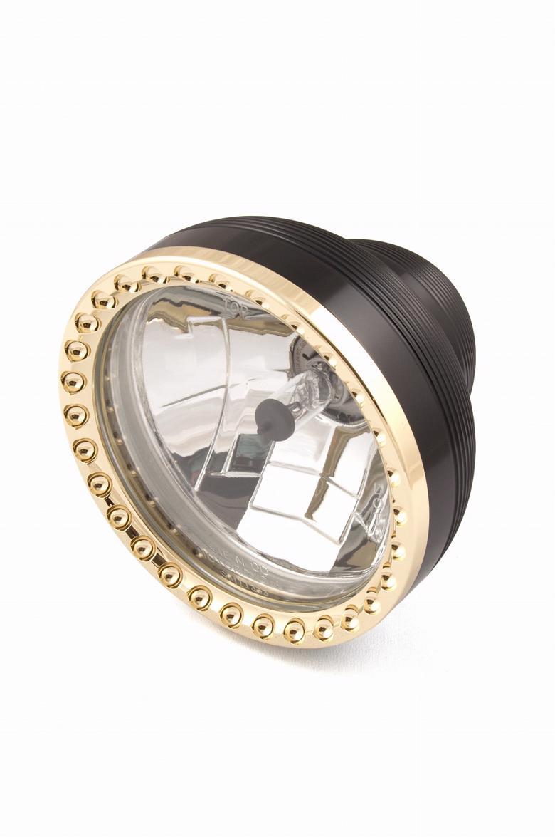 セール バイク用品 電装系 ヘッドライト&ヘッドライトバルブケンズファクトリー ヘッドライト 汎用 5-3 4inch H4 アッセンブリーKENSFACTORY 11-202 取寄品