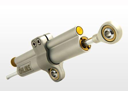 バイク用品 ハンドル ステアリングダンパーオーリンズ ステアリングダンパー 68mm モンスター60 75 900 94-99OHLINS SD134 取寄品 スーパーセール