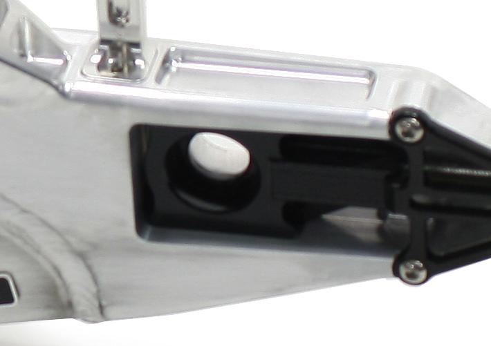 バイク用品 サスペンション&ローダウン スイングアームアクティブ チェーンアジャスター RED (左右セット) PFスイングアーム用 ZRX1200R DAEGACTIVE 15500024 取寄品 スーパーセール