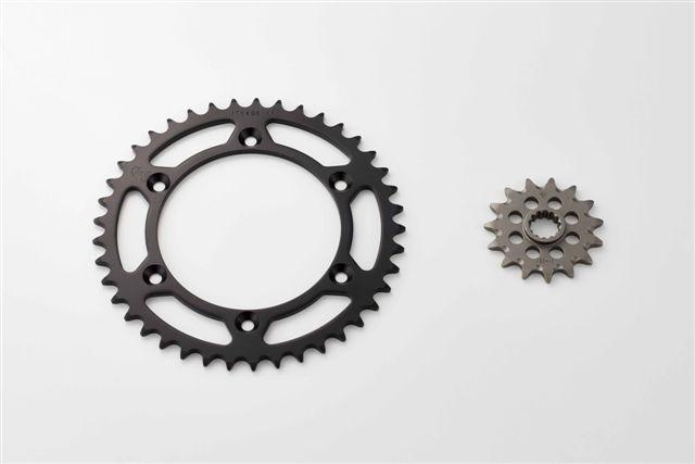 スーパーセール バイク用品 駆動系 チェーン&ドライブベルトDID チェーン&スプロケットキット DR-Z400SM 05-09ディーアイディー DS-03S 取寄品