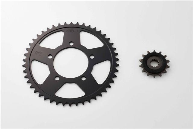 バイクパーツ モーターサイクル オートバイ スーパーセール バイク用品 駆動系 チェーン&ドライブベルトDID チェーン&スプロケットキット DL650 V-Strom ABS XXT 17-18ディーアイディー DS-05S 取寄品