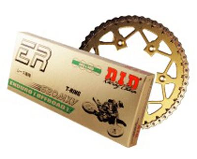 スーパーセール バイク用品 駆動系 チェーン&ドライブベルトDID ERシリーズ ゴールド 122Lディーアイディー 520MXV 取寄品