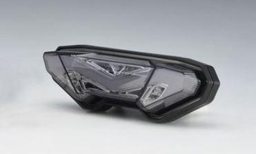 バイク用品 電装系 テールランプ/関連パーツキジマ テールユニット LEDテール スモーク MT-09 TRACERKIJIMA 217-7018 取寄品