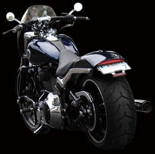スーパーセール バイク用品 電装系 テールランプ/関連パーツキジマ テールランプキット LEDスリム スモーク FXSBKIJIMA HD-01412 取寄品
