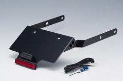 バイク用品 電装系 ウインカー&ウインカーバルブキジマ ライセンスブラケットキット FXSBKIJIMA HD-01454 取寄品