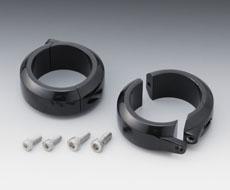 バイク用品 電装系 ウインカー&ウインカーバルブキジマ ビレットフロントウインカーステー フォーククランプ 16yXL1200XKIJIMA HD-01903 取寄品