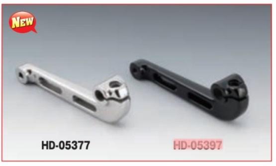 スーパーセール バイク用品 ステップ ステップ&ステップボード&タンデムキットキジマ シフトアーム ロングタイプ ブラック 04- XLスポーツスターKIJIMA HD-05397 取寄品