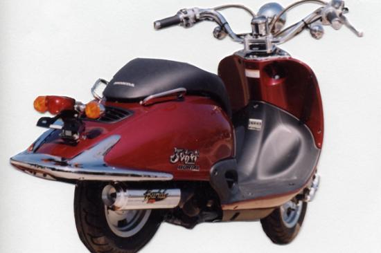 スーパーセール バイク用品 マフラー 2ストマフラー&チャンバーベリアル リミテッドマフラー JOKER90BURIAL H06-06-00 取寄品