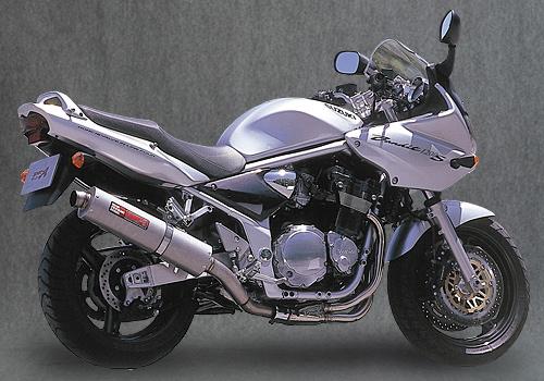 セール バイク用品 マフラー 4ストスリップオン&ボルトオンマフラーヤマモト.R スリップオン チタンサイレンサー BANDIT1200 00YAMAMOTORACING 31200-01NTB 取寄品