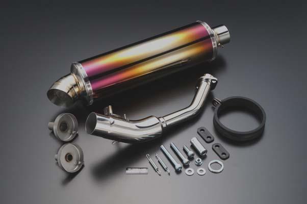スーパーセール バイク用品 マフラー 4ストフルエキゾーストマフラービームス デルソルSS チタン ダウン G.MAJESTY250BEAMS B208-28-002 取寄品