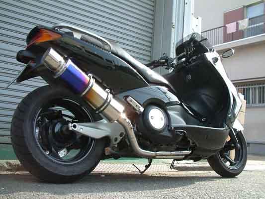 スーパーセール バイク用品 マフラー 4ストフルエキゾーストマフラービームス CAコルサチタン T-MAXBEAMS B211-23-000 取寄品