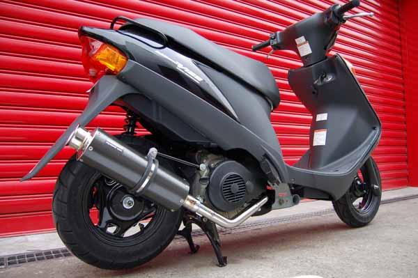 バイク用品 マフラー 4ストフルエキゾーストマフラービームス SS300カーボン-SP JMCA アドレスV125 CF46ABEAMS J307-08-000 取寄品