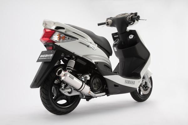 スーパーセール バイク用品 マフラー 4ストフルエキゾーストマフラービームス SS300ソニック-SP JMCA シグナスX 09- タイワンBEAMS J226-07-000 取寄品