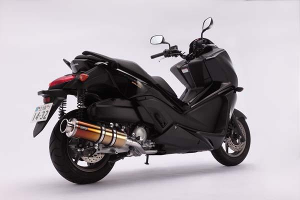 セール バイク用品 マフラー 4ストフルエキゾーストマフラービームス SS400チタン2-SP JMCA チタン ステン FAZE JBK-MF11BEAMS J135-18-000 取寄品
