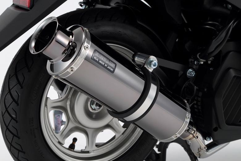 スーパーセール バイク用品 マフラー 4ストフルエキゾーストマフラービームス SS300SMB SP TACTBEAMS G171-05-000 取寄品