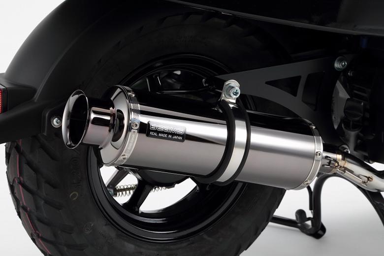 スーパーセール バイク用品 マフラー 4ストフルエキゾーストマフラービームス SS300SMB(SMB)SP VOX 15- JBH-SA52JBEAMS G250-05-000 取寄品