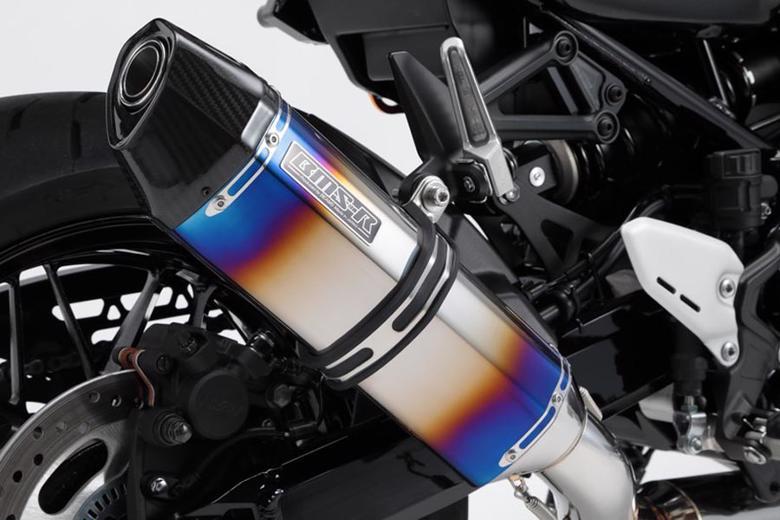 スーパーセール バイク用品 マフラー 4ストフルエキゾーストマフラービームス CORSA-EVOIIヒートチタン フルエキ Z900RS 18BEAMS G429-65-T6J 取寄品