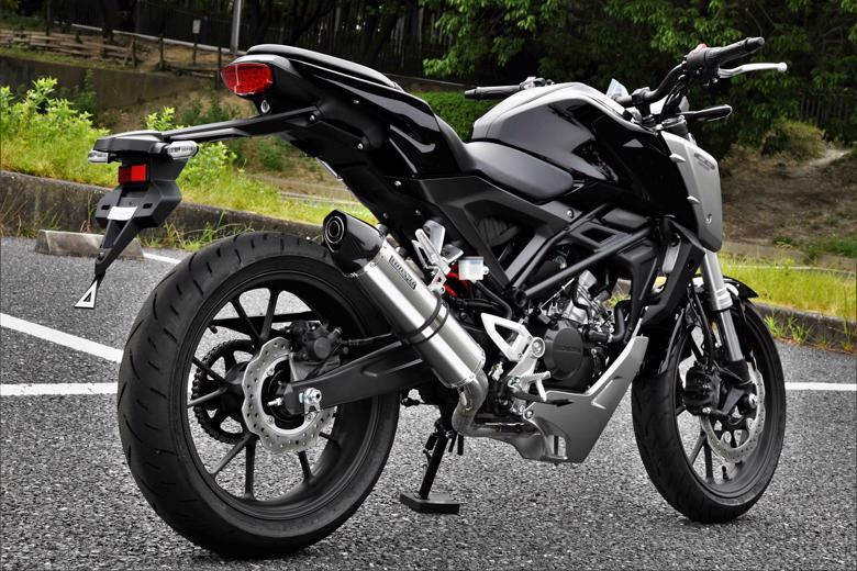 スーパーセール バイク用品 マフラー 4ストフルエキゾーストマフラービームス CROSS-EVO フルエキ ステンレス CB125R 18-(2BJ-JC79)BEAMS G182-55-S6J 取寄品