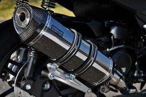 バイクパーツ モーターサイクル オートバイ スーパーセール バイク用品 マフラー 4ストフルエキゾーストマフラービームス GT-CORSA SMB フォルツァ MF13BEAMS G182-66-005 取寄品