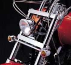 セール バイク用品 電装系 ウインカー&ウインカーバルブハリケーン ブレットウインカーKIT オレンジ シャドウスラッシャーHURRICANE HA5339 取寄品