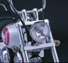バイク用品 電装系 ウインカー&ウインカーバルブハリケーン ブレットウインカーKIT オレンジ シャドウスラッシャーHURRICANE HA5340 取寄品