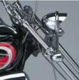 セール バイク用品 電装系 ウインカー&ウインカーバルブハリケーン ブレットウインカーキット マグナ50HURRICANE HA5515C-01 取寄品