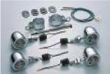 バイク用品 電装系 ウインカー&ウインカーバルブハリケーン ブレットウインカーキット シャドウSHURRICANE HA5531C-01 取寄品