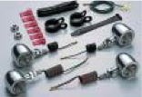 セール バイク用品 電装系 ウインカー&ウインカーバルブハリケーン ブレッドウインカーキット クリアレンズ イントルーダークラシックHURRICANE HA5535C-01 取寄品