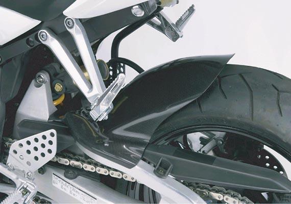 バイク用品 外装 フェンダーspice リアフェンダー カーボン CBR1000RR 04-07スパイス 1SRF12 取寄品 セール