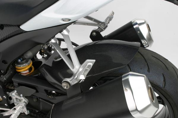 バイク用品 外装 フェンダーspice リアフェンダー FRP BLK GSXR1000 07-08スパイス 3SRF14B 取寄品 セール