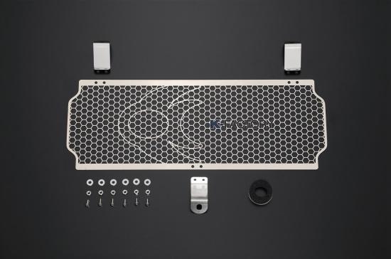 セール バイク用品 冷却系 オイルクーラーK-FACTORY オイルクーラーガード ステンレス Bタイプ ZEPHYR1100ケイファクトリー 111CZAA054Z 取寄品