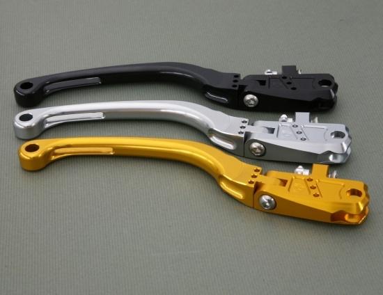 バイクパーツ モーターサイクル オートバイ セール バイク用品 ハンドル レバーK-FACTORY カトウシキビレットレバー ブレーキ ストロングゴールド BMWケイファクトリー 000HZBX037T 取寄品