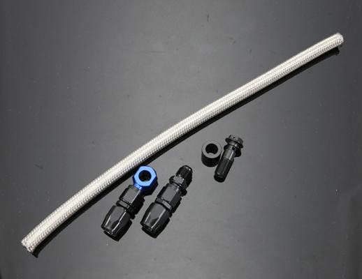 セール バイク用品 冷却系 オイルクーラーK-FACTORY オイルホ-スキット アルミ マットブラック GPZ900Rケイファクトリー 112IZDE001Q 取寄品