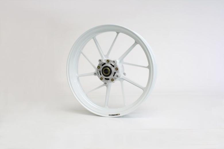 スーパーセール バイク用品GALESPEED F350-17 ホワイト TYPE-M Mg ZRX1200 DAEG 09-12 Z1000 07-09ゲイルスピード 28570021 取寄品