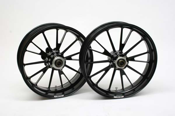 スーパーセール バイク用品GALESPEED F 350-17 半ツヤBLK TYPE-S BMW S1000RR 10-12ゲイルスピード 28791023 取寄品